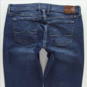 Lucky Sweet N Low Boot Cut Jeans Women's 8/29 JC39